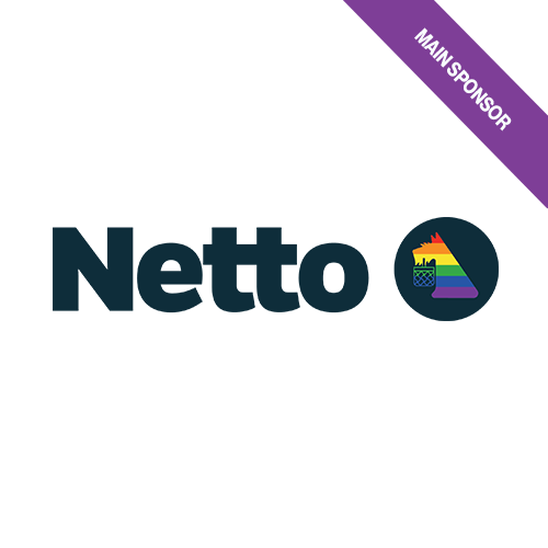 Netto er hovedsponsor for Copenhagen Pride